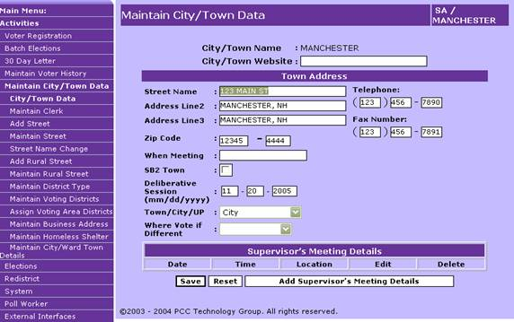 Maintain City/Town Data on idaho towns, london towns, canada towns, boston towns, sask towns, ct towns, nj towns, connecticut towns, ny towns, central mass towns, maine towns, mississippi towns, pa towns, uk towns, iowa towns,